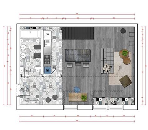flooring plans loft floor plan interior design ideas
