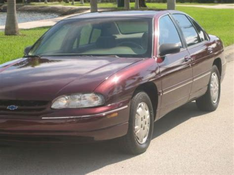 buy used 1999 98 97 96 chevrolet lumina ls one owner only