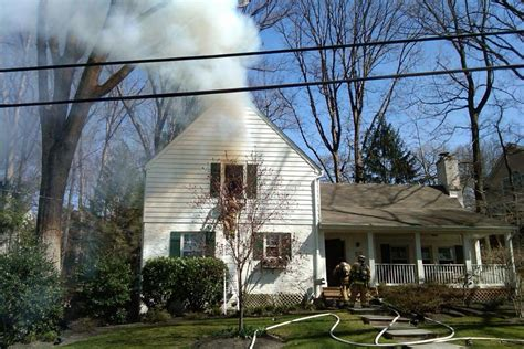 From House by Acfd Battles House In Donaldson Run Arlnow
