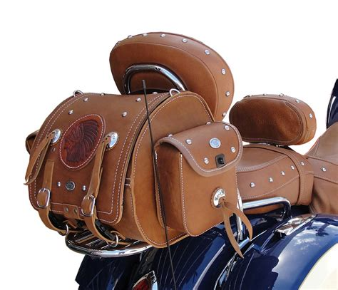 New Rear Luggage for Vintage.   Indian Motorcycle Forum