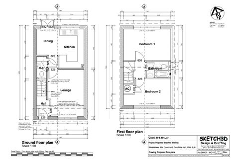 exle bedroom self build house design plans milton