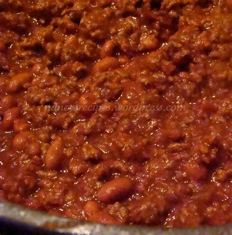 best chilli the best chili a recipe a day