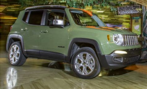 2015 Jeep Renegade 4x4 2015 Jeep Renegade Limited 4x4 Review