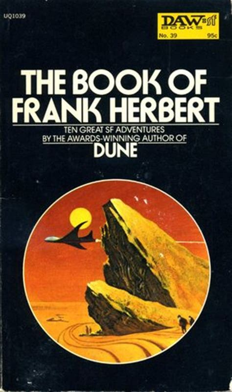 a picture book of frank the book of frank herbert by frank herbert reviews