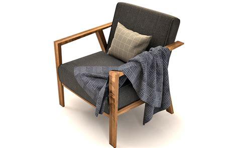 Model Chair by Ekenaset Chair 3d Model Free 3d Models