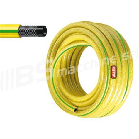 tubo gomma giardino tubo gomma per acqua 25 mt da 3 4 quot 1105613 valex ebay