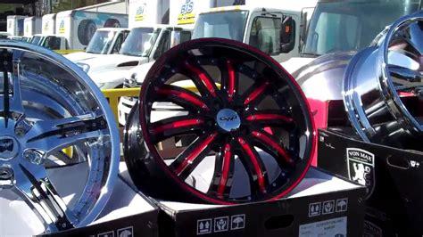 Handmade Car Brands - custom wheels many major brands styles bts tire