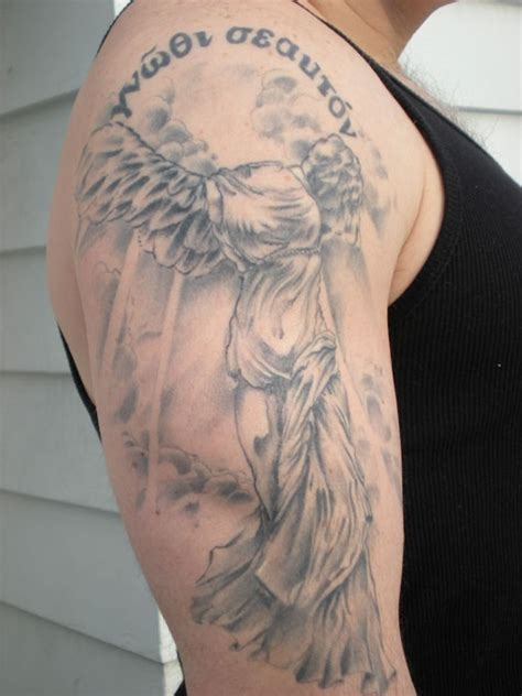 victory tattoo winged victory of samothrace as tattoos