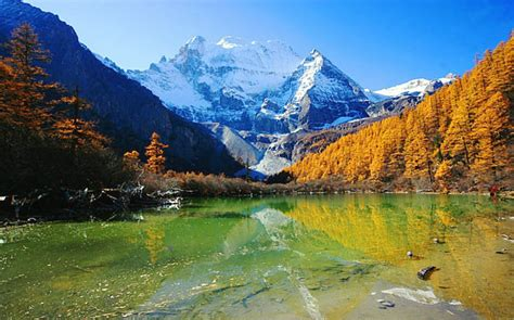 top  places   autumn scenery  china china whisper