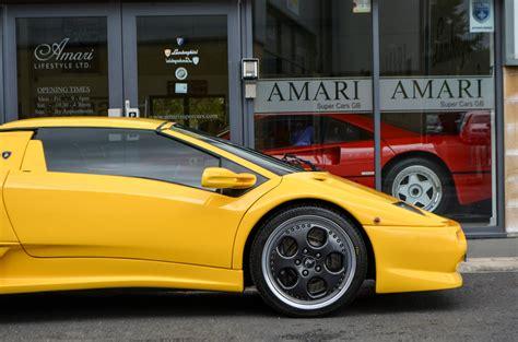 Lamborghini Diablo Roadster For Sale by Owned Lamborghini Diablo Vt Roadster For Sale