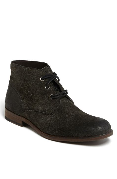 chukka boot varvatos nyc chukka boot in black for mineral