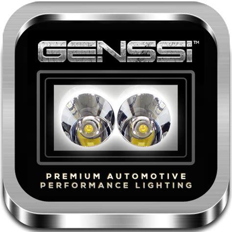 genssi led light bar review genssi led light bars bluetooth controller co uk