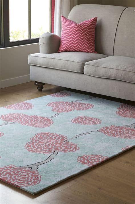 coral nursery rug new caitlin wilson rugs mint fleur chinoise rug coral and aqua in the nursery