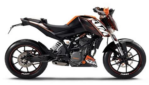Yamaha Ns 10 Sticker by Ktm Introduces Raceline Stickers For Duke 200