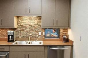 Under Cabinet Television For Kitchen by Should I Have A Tv In My Kitchen Or Not
