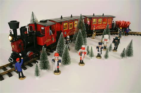 christmas train sets christmas train sets pinterest