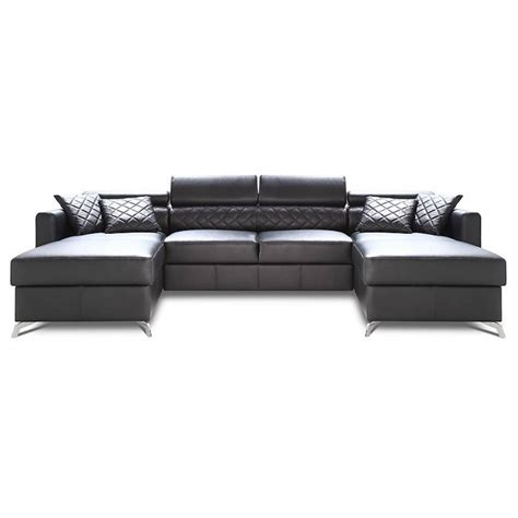 u shaped sectional sofa with ottoman metro u shape modular sofa with ottoman s sofas
