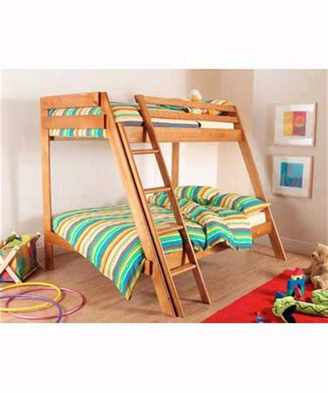 3 Sleeper Bunk Beds Hyder 3 Sleeper Bunk Bed Review Compare Prices Buy