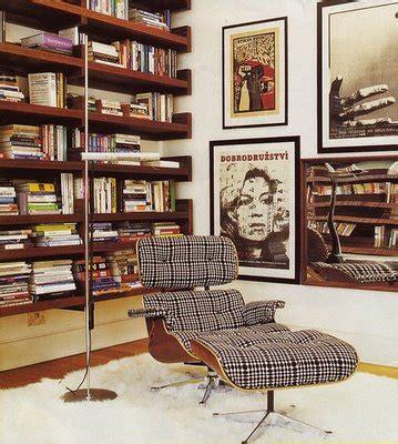 eames lounge chair velvet palette