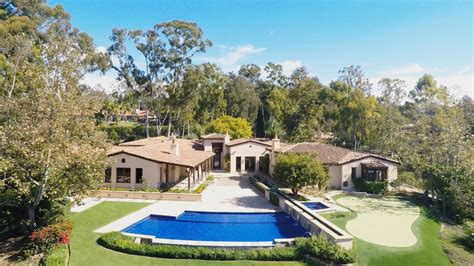 phil mickelson house phil mickelson sells compound in rancho santa fe for 5 7 million chicago tribune