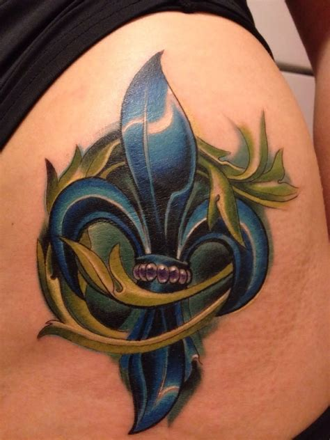 tribal fleur de lis tattoo 60 awesome fleur de lis tattoos ideas