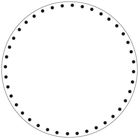 String Circle Pattern - wall decor 3 string by blikfang
