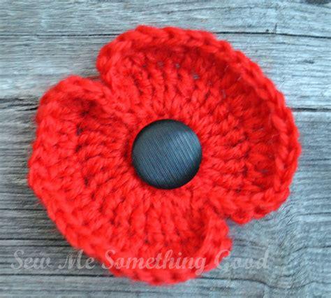poppy knitting pattern free free easy crochet poppy pattern manet for