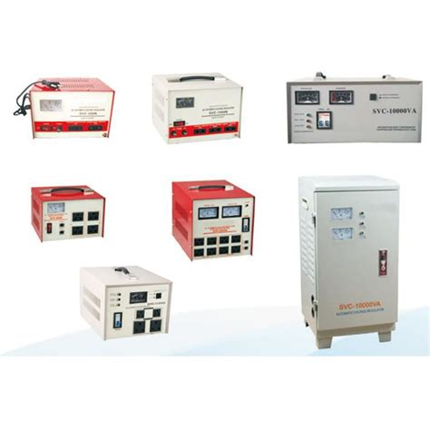 3 Phase Voltage Stabilizer 20kva by Sale Svc 20kva 3 Phase Motor Type Ac Automatic