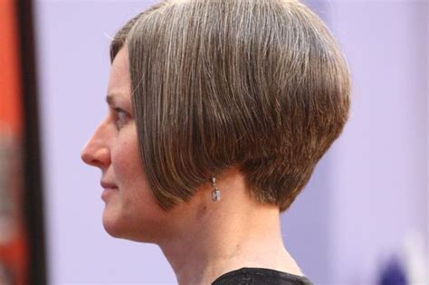 salon haircuts front and back views stacked hairstyles back view picture inverted bob