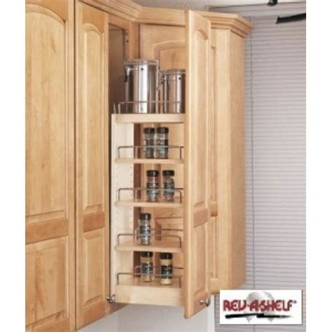 Kitchen Cabinet Organizers Rv448wc8c Rev A Shelf Kitchen Cabinet Pull Out Organizer