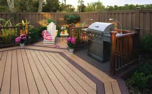trex deck ideas trex composite decking fort wayne deck designers knot just
