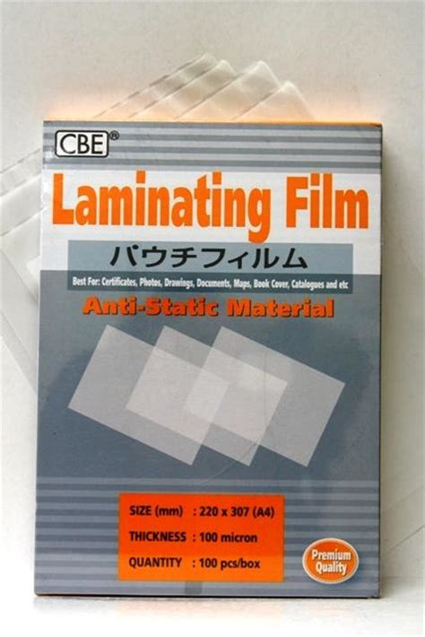 laminating film online malaysia cbe laminating film a4 size end 3 21 2017 4 21 pm