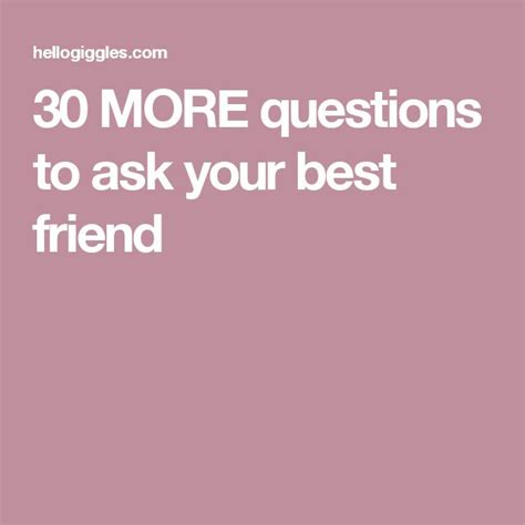 Or Question With Friends The 25 Best Best Friend Questions Ideas On Questions For Best Friends Questions