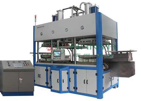 Paper Pulp Machine - thermoforming paper pulp molding machine for top grade