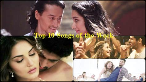 10 best songs top 10 songs of the week 04 april 2016 to 10