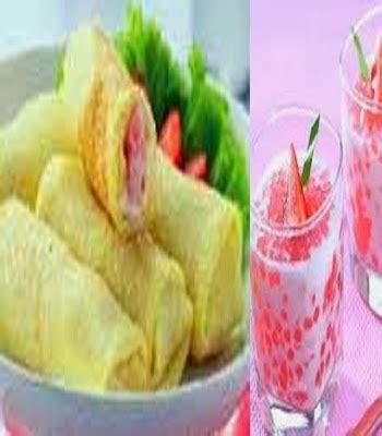 teks prosedur membuat omelet gulung resep telur dadar omelet gulung isi tuna spesial