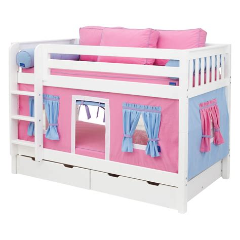 Bed Tents For Bunk Beds Tent Bunk Bed Trundle Beds At Hayneedle