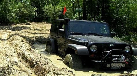 Jeeps Roading Roading With 2012 Jeep Wrangler Black Ops Edition
