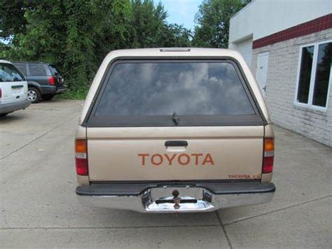 automobile air conditioning repair 1996 toyota tacoma xtra security system buy used 1996 toyota tacoma xtra cab no reserve in mentor ohio united states