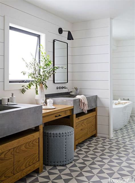 Modern Bathroom Styles Best 20 Rustic Modern Bathrooms Ideas On Bathroom Sinks White Sink And Farmhouse