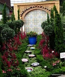 Desert Decor Persian Garden Gardens By The Bay The Wacky Duo