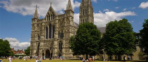 Make A House Plan by Visiting Times Salisbury Cathedral