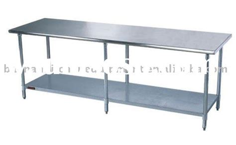 kitchen table restaurant stainless steel kitchen table restaurant stainless steel