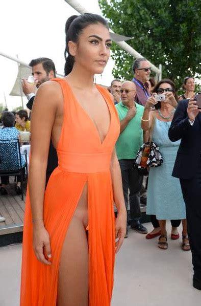 Ifa Cullote oups de mannequin sans culotte festival de venise tuxboard