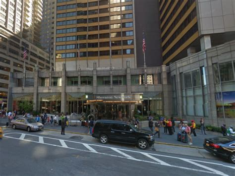 Parking Garage Manhattan by Two Alarm Breaks Out In Parking Garage At Sheraton