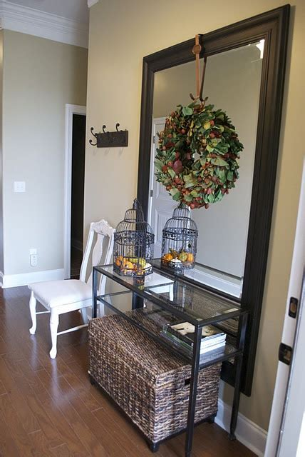 entryway mirror ideas best 25 small entryway tables ideas on pinterest small