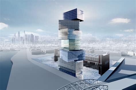 dominique perrault architecture banque centrale europ 233 enne