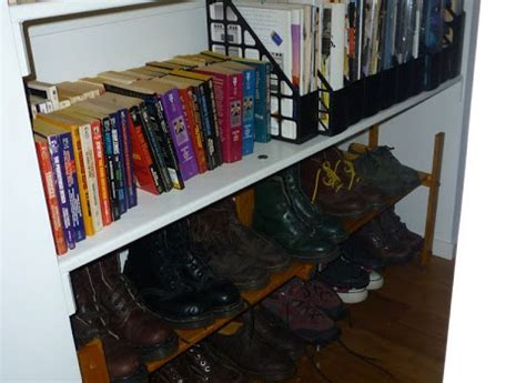 Shoe Rack Hack by Gorm Decker Shoe Rack Hack Hackers