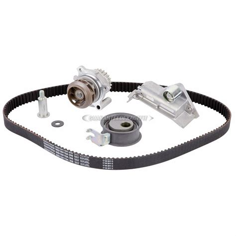 volkswagen jetta timing belt kit timing belt pulley  water pump kit  engine
