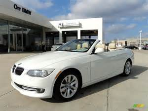 alpine white 2011 bmw 3 series 328i convertible exterior